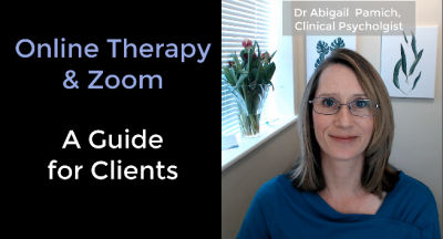 Online Therapy & Zoom: A Beginners Guide for Clients